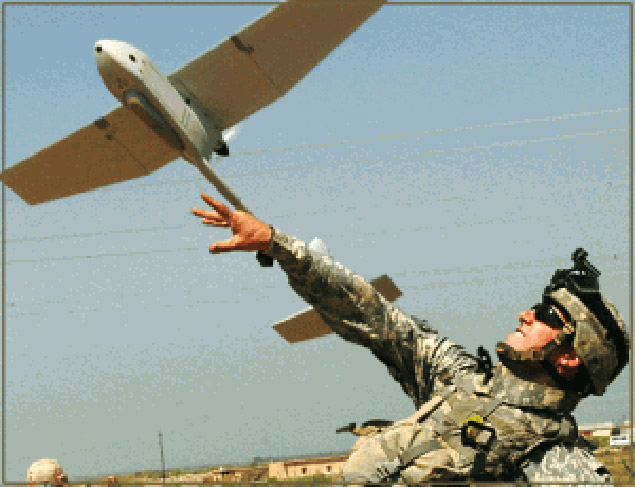 launching_a_Raven_UAV-300x230