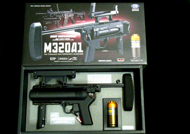 グレネードランチャー-M320A1