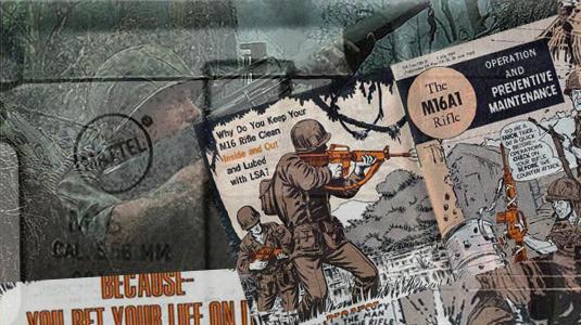 M16メカニズム